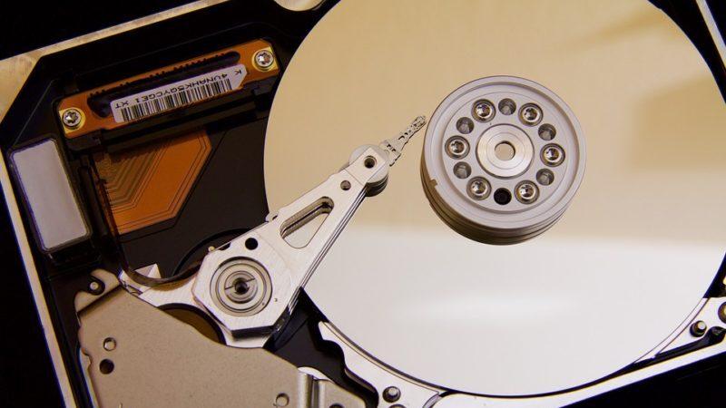 ¿Qué es y para qué sirve el disco duro?