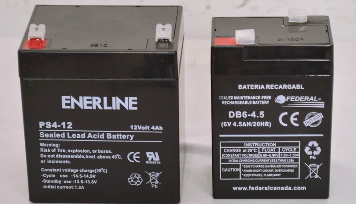 baterias de 6 voltios