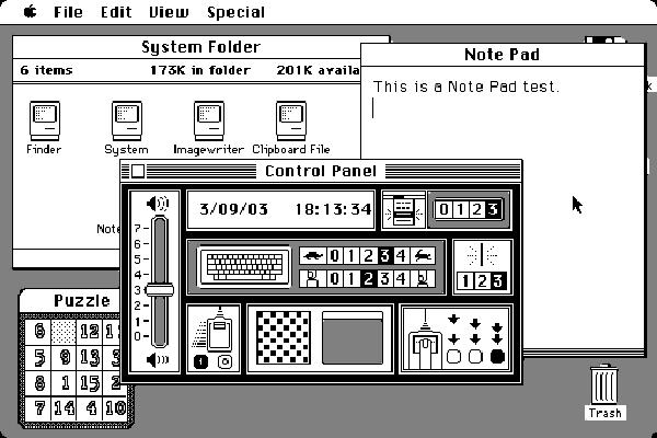 system 3 MAC