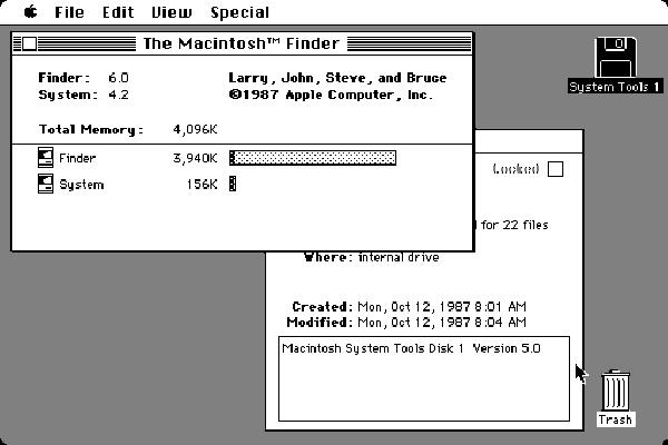 system 4 MAC