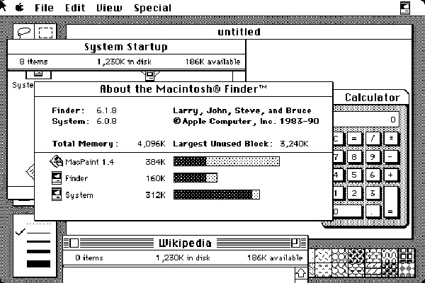 system 6 MAC