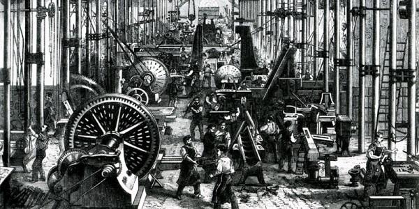 Revolución industrial en Francia