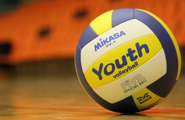 Balón de vóleibol