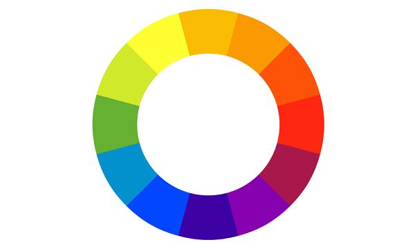 Colores. Círculo cromático