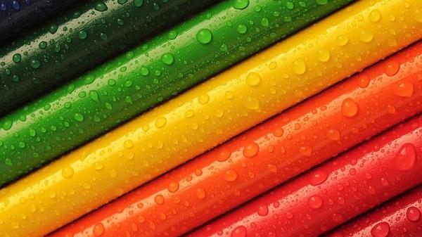 Colores. La física de los colores