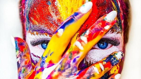 Colores. Propiedades