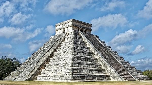 Cultura maya. Arquitectura