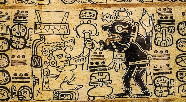Cultura maya. Creencias, dioses y deidades