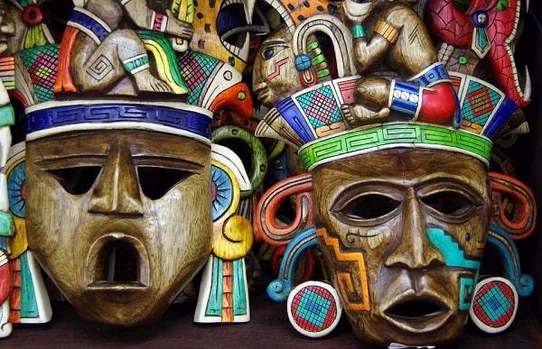 Cultura maya. Historia