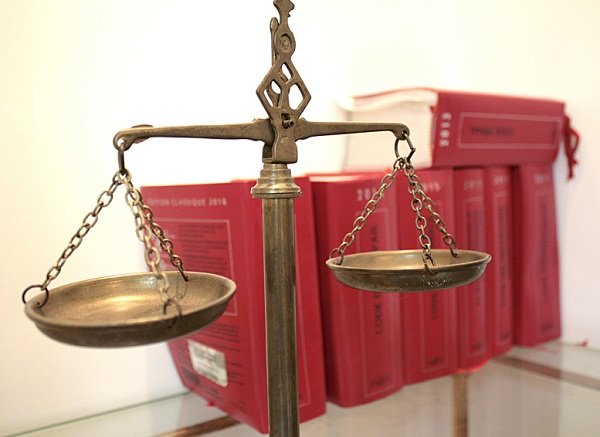 Definiciones relacionadas al término justicia