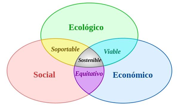Desarrollo sustentable Tipos de sustentabilidad