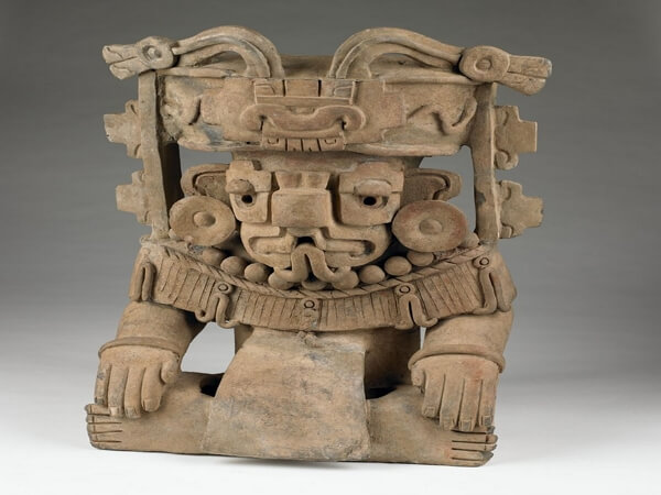 Dioses y deidades de la cultura Zapoteca