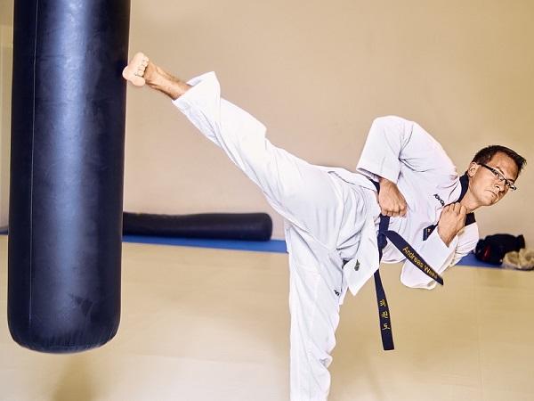 Ejemplo de artes marciales como deporte individual