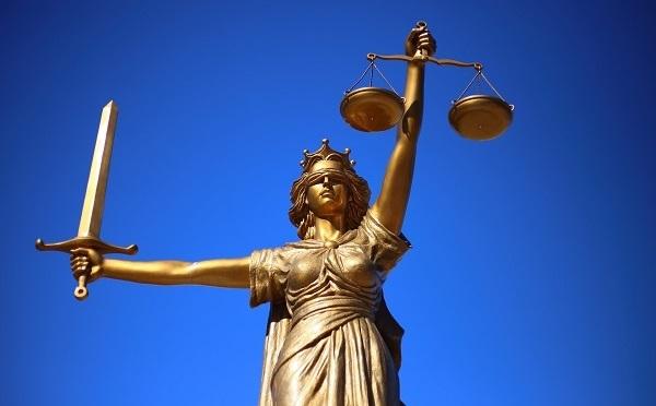 El símbolo universal de la justicia