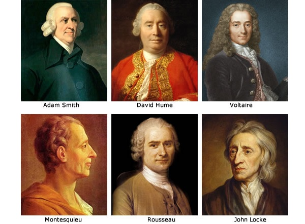 Fundadores del liberalismo