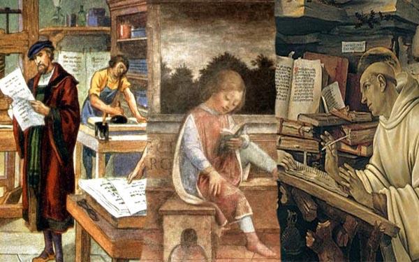 Lectura. Historia y origen