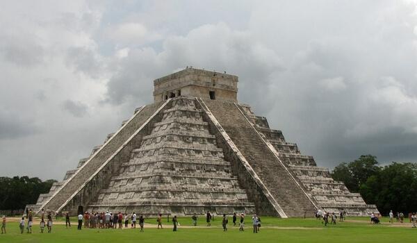 Mesoamérica cultura Maya