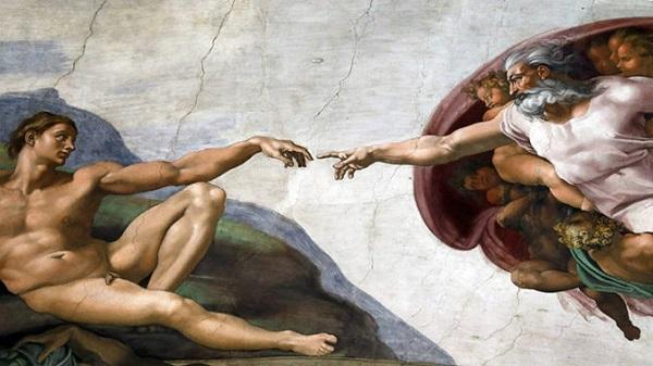 Origen de la pintura