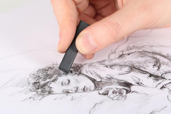 Técnicas de dibujo artístico