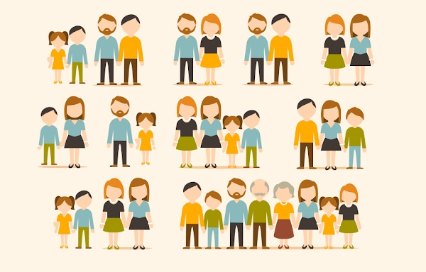Tipos de familia